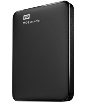 Western UZG0010BBK hdd externo 1tb wd usb 3.0, 2,5'', 8mb/s,negro wdb - BUZG0010BBK