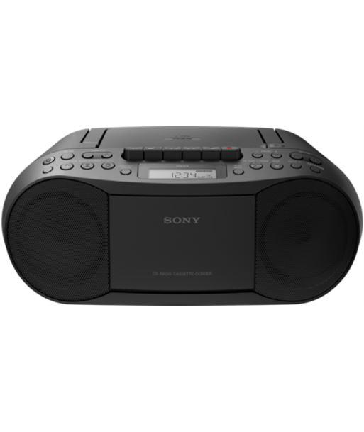 Sony radiocassete cfds70b negro CFDS70BCED - 4548736026568
