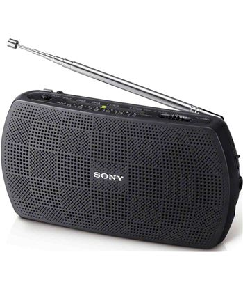 Sony mini radio portatil srf18b negra