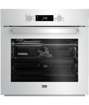 Beko horno independiente multifuncion blanco BIE24300W