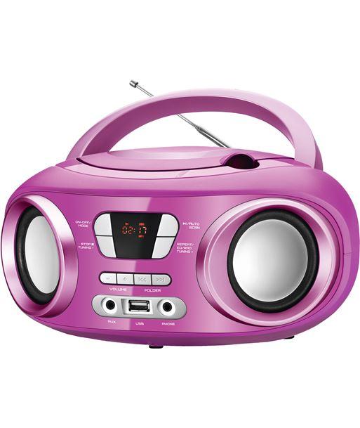Brigmton radio cd mp3 w_501_r rosa BRIW-501-R - VW_501_R