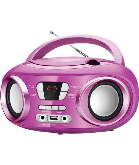 Brigmton radio cd mp3 w_501_r rosa BRIW_501_R