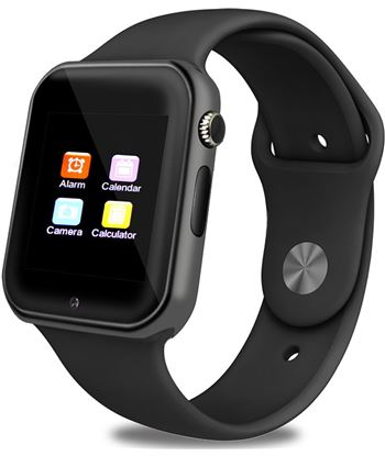 Swiss smartwatch leman 280115 negro SWIS280115