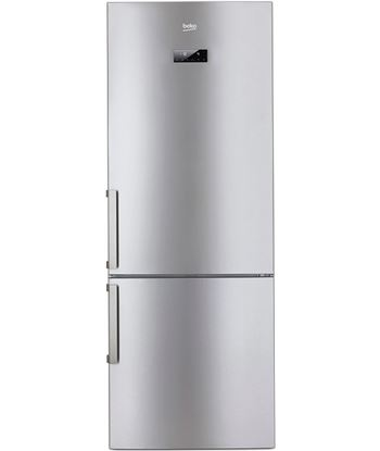 Beko combi electronico no frost inox RCNE520E31ZX Combis - 8690842053719