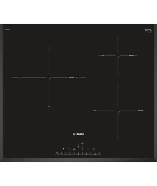 Bosch vitroceramica induccion negro PIJ651FC1E Vitrocerámicas inducción - 4242002870380