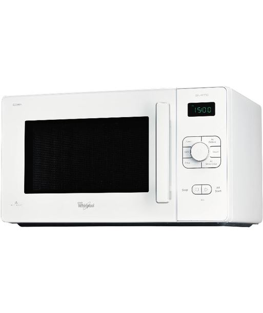 Whirlpool microondas con grill gusto blanco GT286WH - 8003437858130