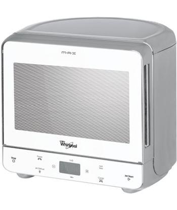 Whirlpool microondas con grill max silver MAX36WSL