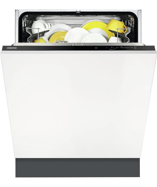 Zanussi lavavajillas integrable zdt12001fa - 7332543397327