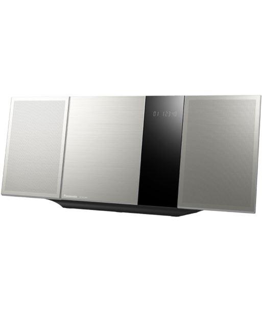 Panasonic sistema hifi SCHC395EGS plata - 5025232838264