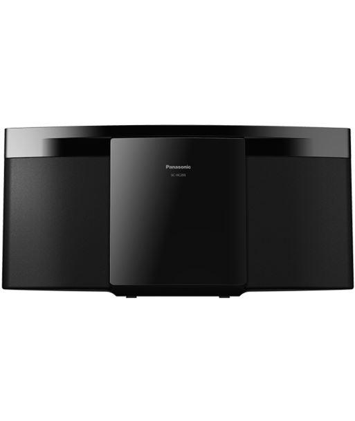 Panasonic microcadena negra SCHC295EGK - 5025232837069