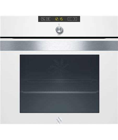 Balay horno independiente integrable pirolitico blanco 3HB558BCT