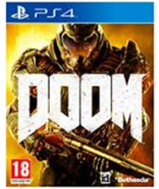 Koch hyp juego ps4 doom day one 1015643 hyp1015643 - 5055856403418