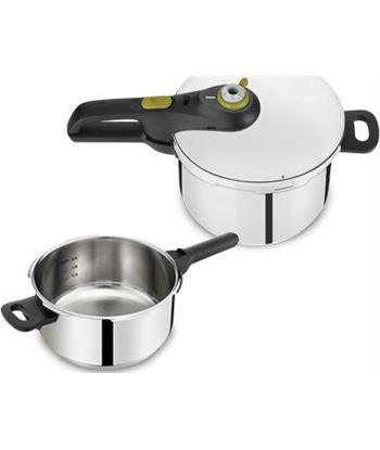 Tefal olla a presion secure 5 neo set 4 + 6l P2544337 - 3045384362785