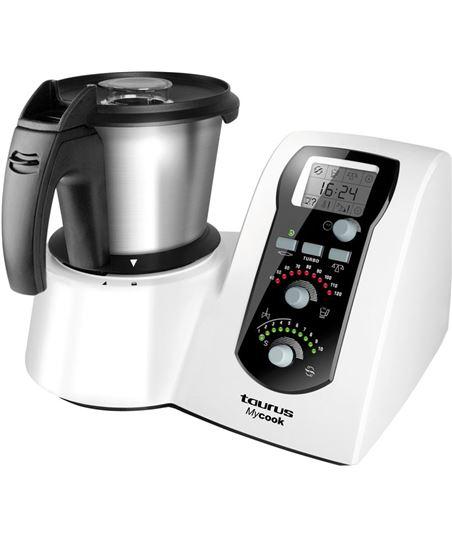 Taurus robot de cocina mycook easy 923090 TAU923090
