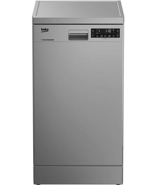 Beko lavavajillas inox DFS28020X - DFS28020X
