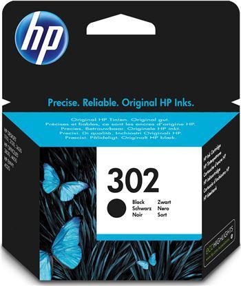 Hewlett hp tinta negra 302 f6u66ae hewf6u66ae