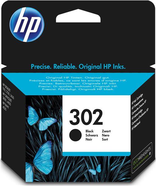 Hewlett hp tinta negra 302 f6u66ae hewf6u66ae Consumibles - 0888793803028