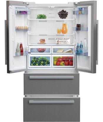 Beko frigorifico americano side by side gne60521x