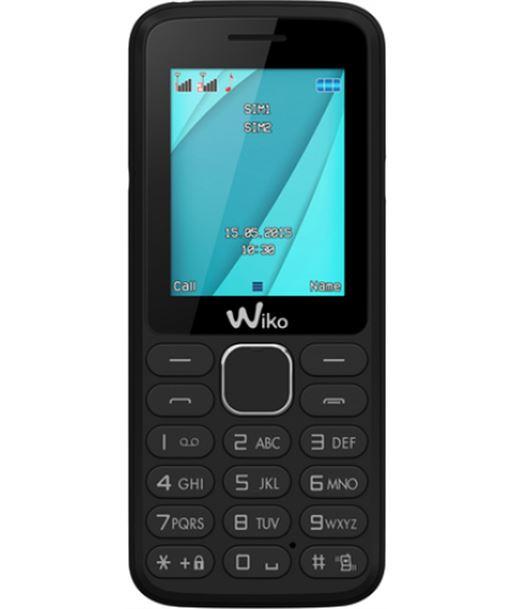 Wiko wiklubi4_black - 6943279407689