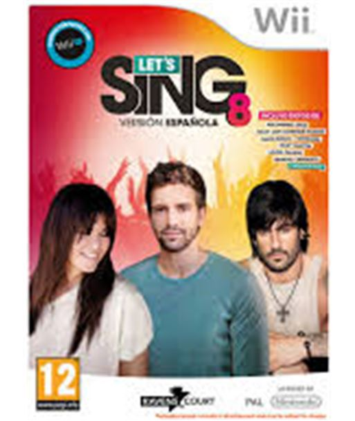 Hypnosis juego wii let's sing 8 1009741 - 1009741