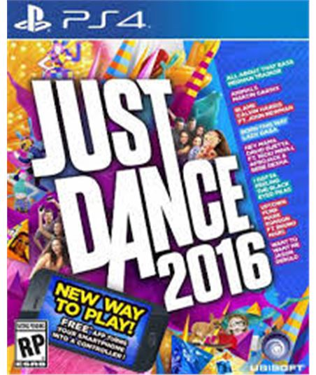 Hypnosis juego ps4 just dance 2016 300077209 - 300077209