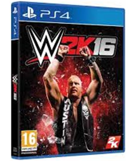 Hypnosis juego ps4 wwe 2016 wwe_2016 - WWE 2016