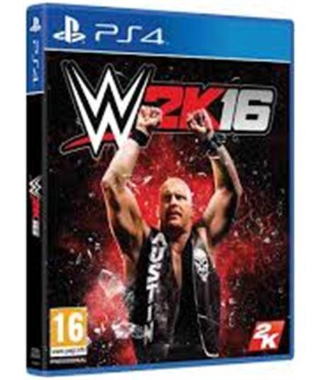 Hypnosis juego ps4 wwe 2016 HYPWWE_2016 - WWE 2016