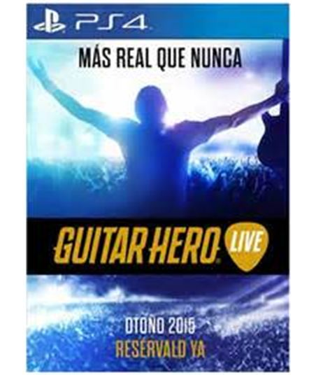 Hypnosis hypnosieas juego ps4 guitar hero live 87421is - 87421IS