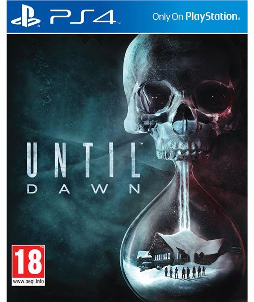 Sony juego ps4 until dawn 9816539 SPS9816539 - 9816539