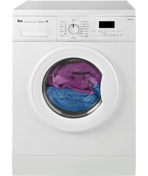 Teka lavadora carga frontal tkx 31060 40874011 - 8421152131695