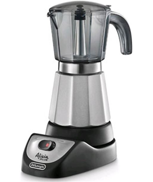 Cafetera inox electrica Delonghi EMKM6ALICIAPLUS, Cafeteras - EMKM6