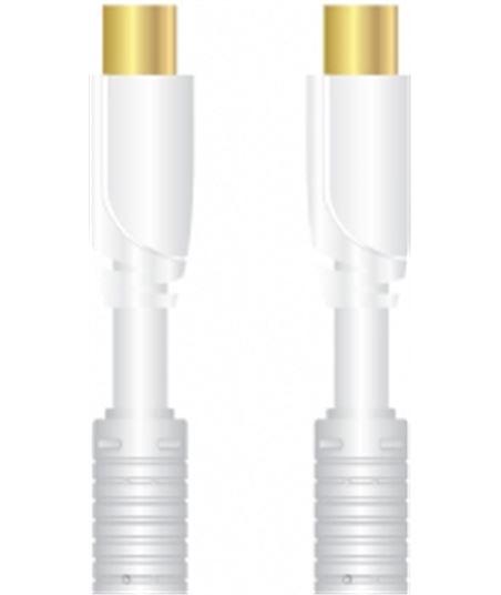 Cable Sinox plus sxv8802 cable antena, coax m- coa SINOSXV8802 - SXV8802