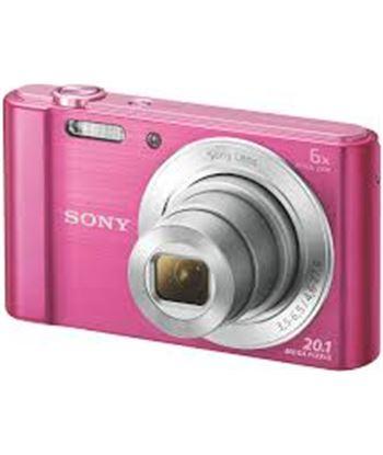 Sony camara cyber shot rosa dscw810p