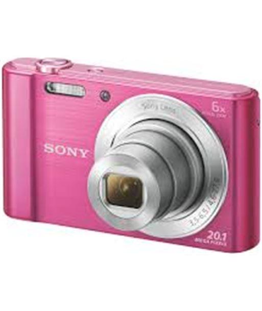 Sony DSCW810PCE3 camara cyber shot rosa dscw810p Cámaras digitales - DSCW810P