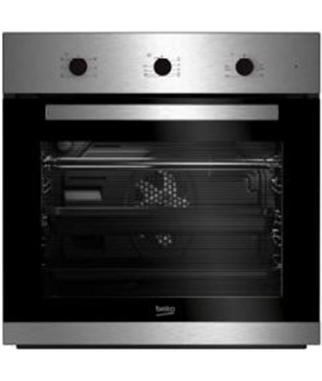 Horno Beko inoxidable multifuncion BIE22101X Hornos independientes