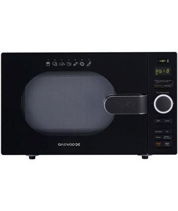 Microondas con grill  Daewoo 24 litros negro koc8hbf