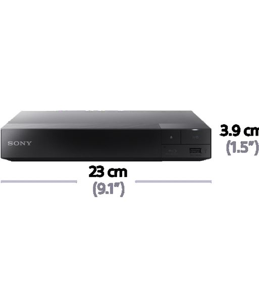 Blu ray Sony bdp-s4500 3d. full hd bdps4500b - 4905524994032