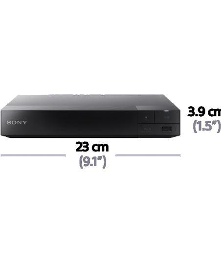 Blu ray Sony bdp-s4500 3d. full hd bdps4500b - 4905524994032