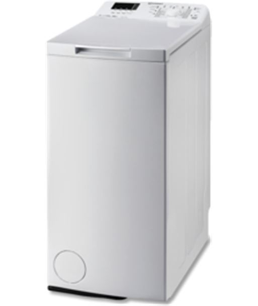 Indesit lavadora carga superior itwd61253w ITWD61253WES - 8007842889628