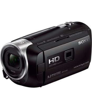 Videocµmara fhd Sony hdrcx410b negra + proyector HDRPJ410BCEN