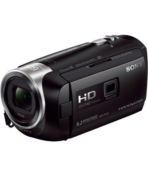 Videocµmara fhd Sony hdrcx410b negra + proyector hdrpj410b - 4548736000605