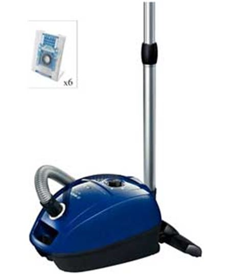 Bosch aspirador con bolsa abed + 5 bolsas bgl3a117 bgl3a117a - 4242002825168