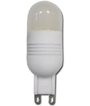Elektro bombilla led g9 3w 3.200k luz calida edm elek35258