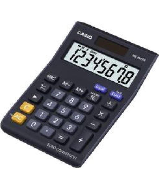 Casio calculadora casms8verii - 4971850090397