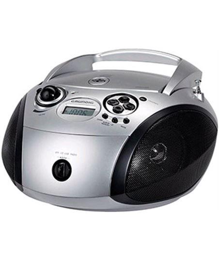 Radio cd Grundig rcd1445 usb silver/black (gdp6300 - 4013833867043