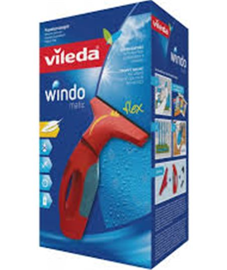 Aspirador ventana s/cable Vileda windomatic 146752 150568