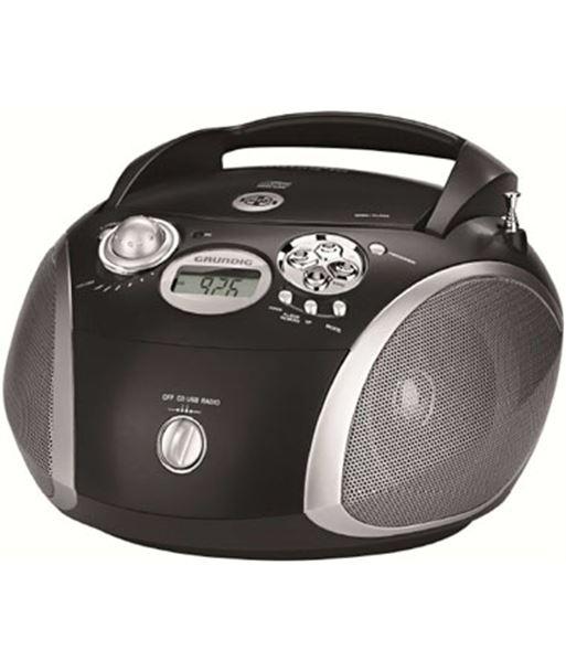 Radio cd Grundig GDP6330 rcd1445 usb negro/silver Radio - 4013883870180