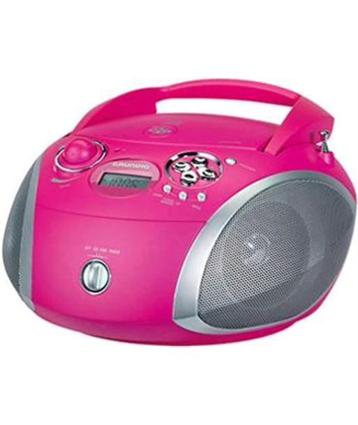 Radio cd Grundig rcd1445 usb rosa (GDP6310) - 4013833867050