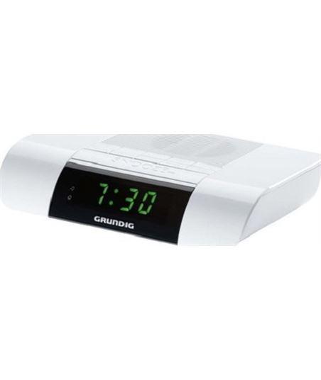 Radio reloj despertador Grundig GKR3140, 1 alarma - 4013833874638
