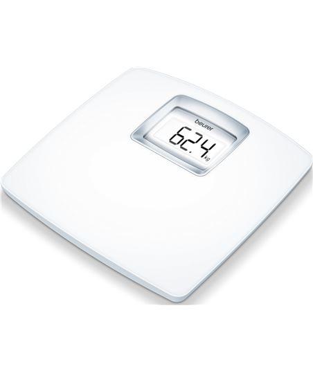 Bascula baño PS25 Beurer, 180kg/100g, pantalla lc.